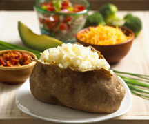 Classic Baked Potato Recipe