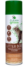 Chemical-Free and Guilt-Free Pet Cleaning – Clean+Green Review & Giveaway (CLOSED)