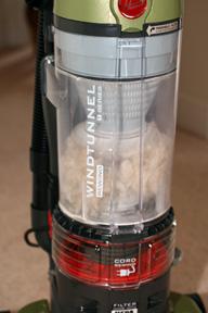 re-vacuum