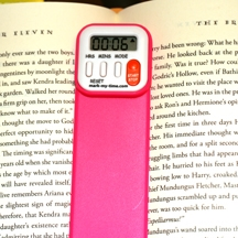 timer-in-book