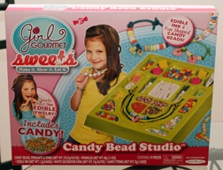 Create Edible Jewelry with Girl Gourmet Sweets Candy Bead Studio - Review