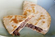 Mission Tortilla Cheesburger Quesadilla