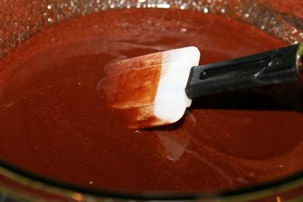 Scharffen Berger - Bittersweet Chocolate Melted