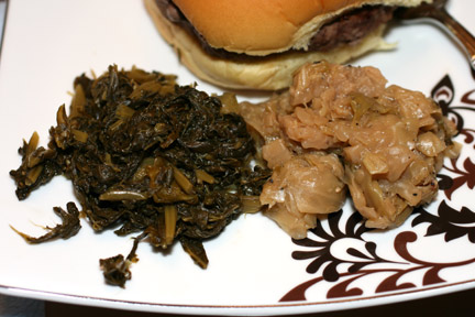 Allens Collard Greens