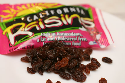 A Tiny Package Packed with Flavor – California Raisins Review