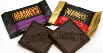 Hershey's Dark Chocolate Squares