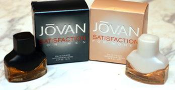 Jovan Satisfaction