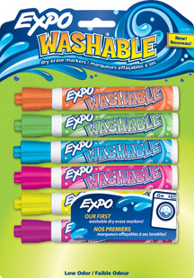 EXPO Washable Chisel