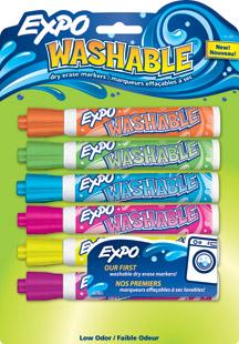 EXPO Washable Chisel