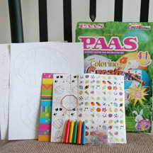 PAAS Easter Egg Decorating Kits Coloring Creations