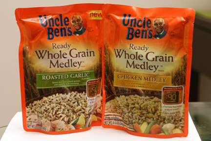Uncle Ben's Whole Grain Medley
