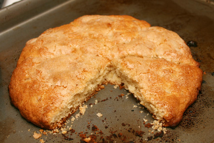 Ginger People Ginger Scones