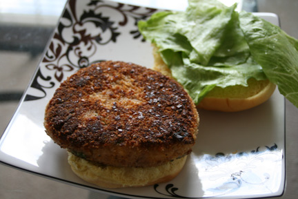 StarKist Tuna Bolder Burger