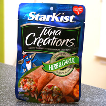 StarKist Tuna Creation - Herb & Garlic