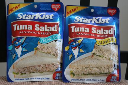 StarKist Sandwich Ready Tuna Salad