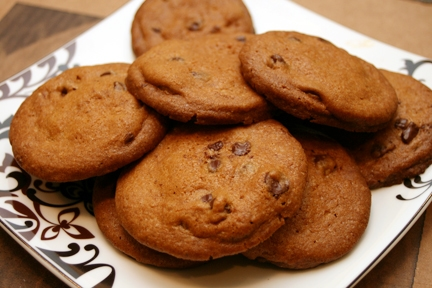 Wholly Wholesome Cookies