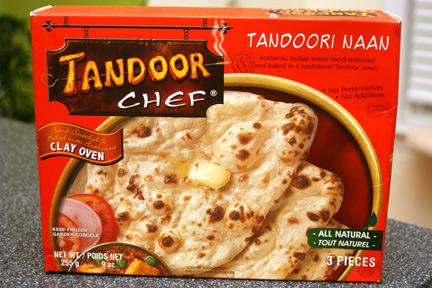 Tandoor Chef Naan