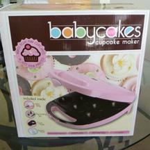 Babycakes Quick Cupcake Maker
