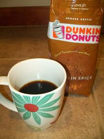 Dunkin Donuts Mug