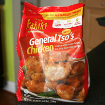 Kahiki Foods General Tso's Chicken
