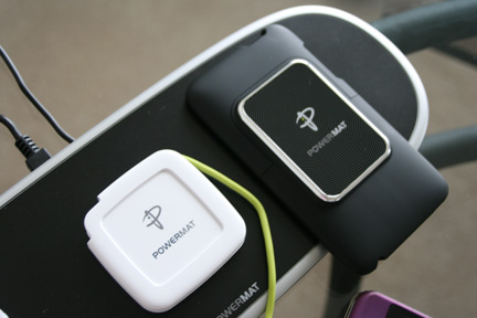 Powermat Wireless Charging
