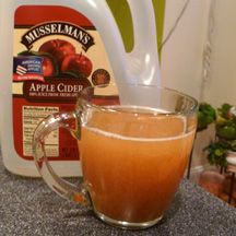 Musselman's Hot Mulled Cider
