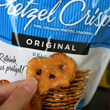 Pretzel Crisps Review