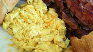 Savory Eggs – A Scrambled Egg Recipe
