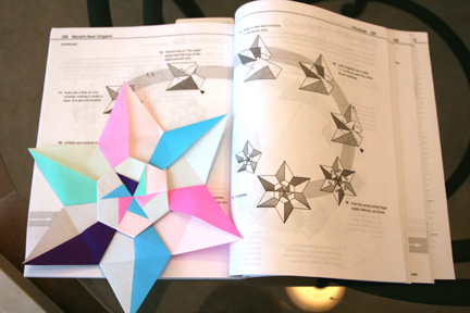 World's Best Origami Star