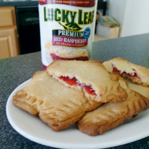 Lucky Stars Sugar Cookies