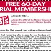 BJ's Free Trial Membership