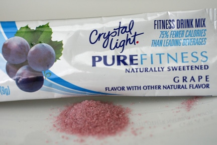 Crystal Light Pure Mix