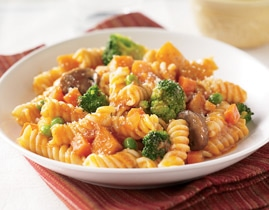 Fresco By Scotto® Fusilli with Seasoned Vegetables