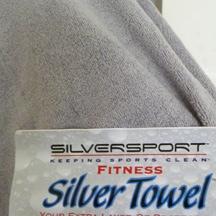 SilverSport Silver Towel