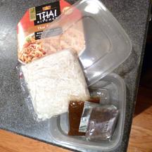 Thai Kitchen Noodle Cart