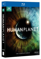 Human Planet on DVD
