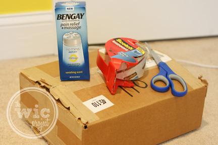 Box Making Materials