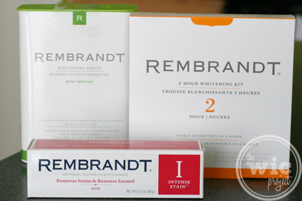 REMBRANDT Products