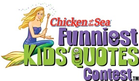 Chicken of the Sea Funniest Kids' Quotes Contest & Giveaway