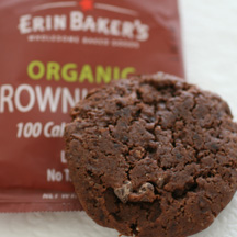 Erin Baker's Organic Brownie Bite