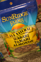 SunRidge Farms Wasabi Tamari Almonds