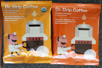 Dr. Drip Packets