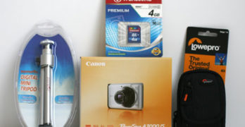 Back 2 School Bloggie Boogie – Digital Camera Package Giveaway
