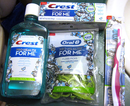Crest Pro-Health FOR ME