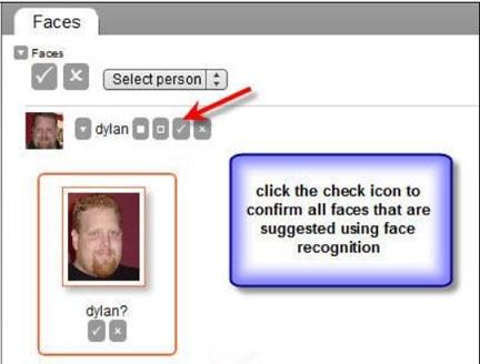 Fotobounce Face Recognition
