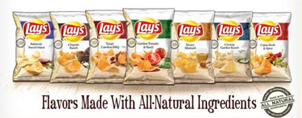 Lay's Regional Flavors