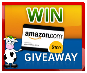 The Moola Saver's $100 Amazon GC Giveaway