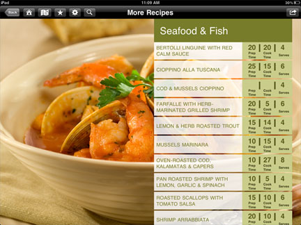 Let's Cook App