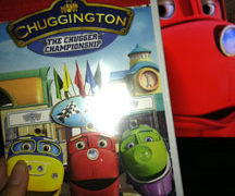 Chuggington DVD