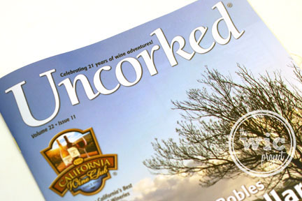 California Wine Club Uncorked
